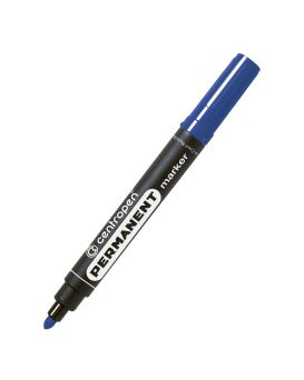 Маркер Centropen 8566 2.5 mm перм.кругл.синий