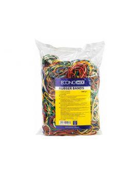 E41503 Резинки для денег 1000г желтые