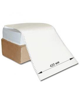 Бумага перфорированная 420 (1+ 1)