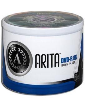 Диск DVD-R Arita (50)