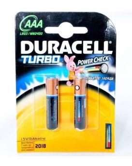 Батарейка Duracell R03
