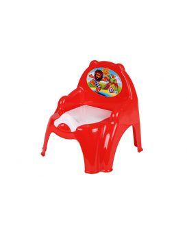 Горшок детский (креселко) в ассортименте 3244 ТМ Технок
