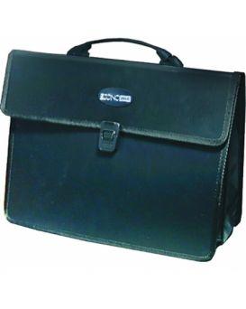 E31606 Портфель пластиковый для документов на 2 отделения,В4