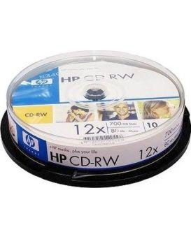 Диск СD-RW HP (10)