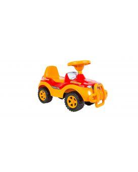 Машинка для катания Джипик красный 105 ТМ Орион