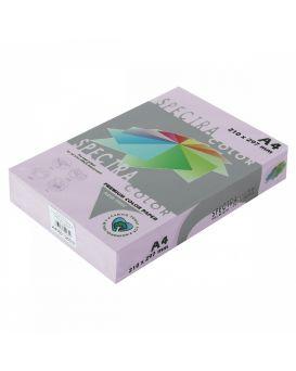 Бумага цветн. А4/75 (500арк.) паст. Lavender 185 (лиловый) SPECTRA COLOR