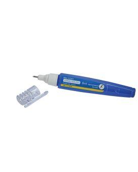 Корректор-ручка 8 мл. JOBMAX , мет. кончик