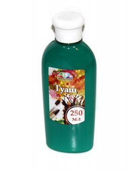 Краска гуашевая Зеленая 250 мл Гамма-Н (341003)