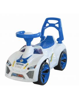 Машинка для катания ЛАМБО белый ТМ Орион