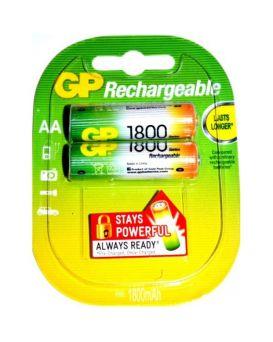 Батарейка rechar GP R-06 1800 mAh (аккумулятор.)