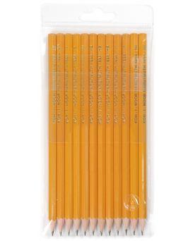 Карандаш графитный 1570,2 Н-3В, 10шт.