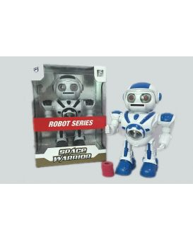Робот 6022 батар.,свет,звук,в коробке