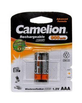 Батарейка rechar Camelion R03 900 mAh аккумуля.