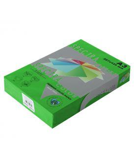Бумага цветн. А3/80 (500арк.) инт. Parrot 230 (зеленый) SPECTRA COLOR