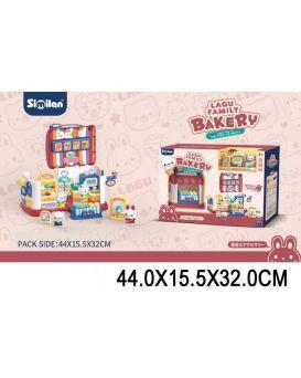 Игровой набор «Пекарня» в коробке 44х15,5х32 см