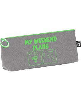 Пенал - кошелек на 1 отделение «Weekend»