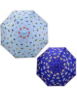 Зонт детский «Машинки» 66 см, в ассортименте