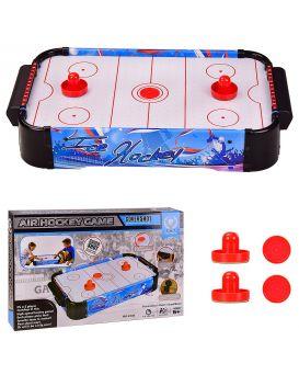 Настольный хоккей 55х31х9,5 см, в коробке 52х9,5х33,5 см