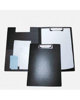 Е30153 Планшет-папка А4,черный