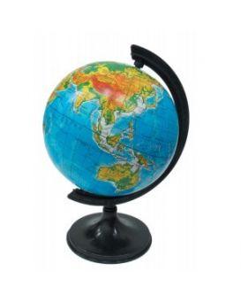 Глобус физический 22 см