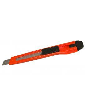 Нож канцелярский 9 мм, средний, Economix.