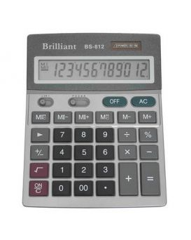 Калькулятор Brilliant BS-812B