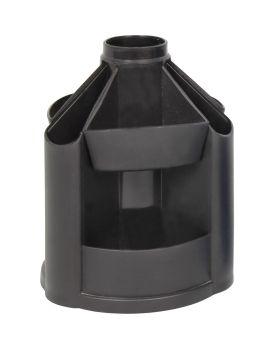 E32205 Подставка-большая карусель, незаполненная, черная