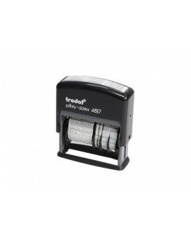 Датер «Trodat» 3,8 мм с бухгалтерскими терминами, COLOP