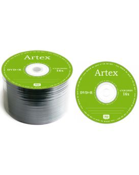 Диск DVD+R Artex (50)