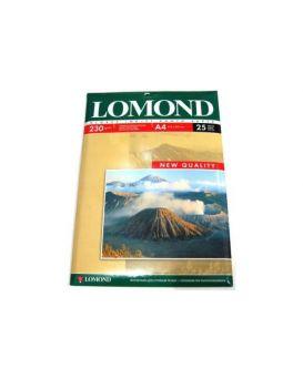 Бумага Lomond, глянец,A4 230 гр/м2, 1 стр., 50 арк. (0102022)