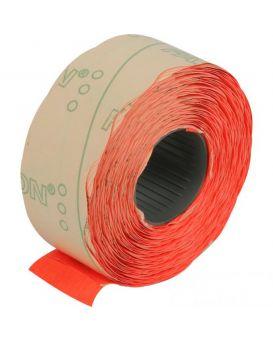 E21303-03 Этикетки-ценники,22*12мм,красные