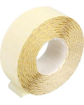 Этикетки - ценники, 12 х 22 мм, белые.