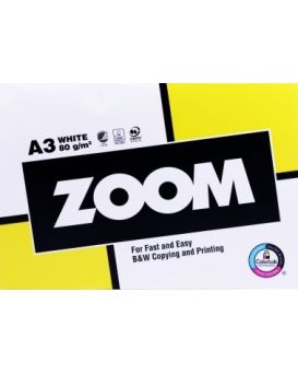 Бумага А3 Zoom» 80 гр/м2
