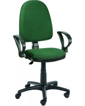 Кресло поворотное «Престиж» цвет - зеленый, Новый Стиль