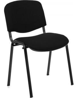 Стул на раме «ISO BLACK» цвет - черный, Новый Стиль