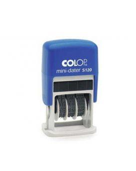 Датер - мини 4 мм, цифровой, COLOP