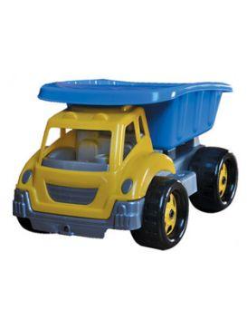 Автомобиль Технок Самосвал Титан, кузов поднимается 67х51х42 см