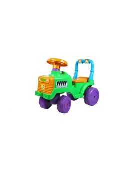 Толокар машина для катания «Беби Трактор» 61х31х45 см, ТМ Орион