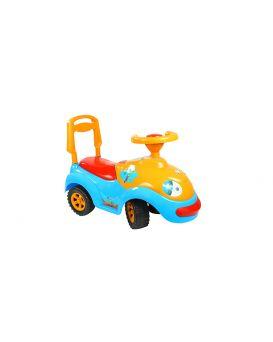 Машинка для катания ЛУНОХОДИК 174С синий (67,0*29,0*46,0)