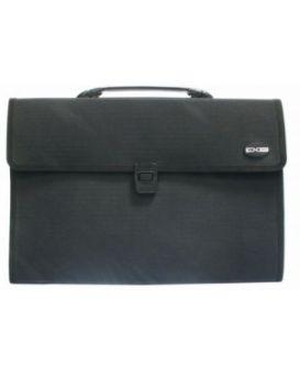 E31611 Портфель пластиковый для документов на 3 отделения,В4
