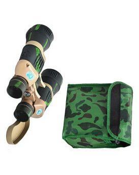 Бинокль в сумке 12х13х3,5 см