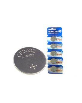 Батарейка MASTAK CR2032