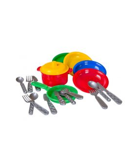 Набор посуды «Маринка - 10» ТМ Технок