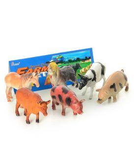 Животные «Домашние» в пакете 23 см