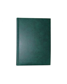 Ежедневник недатированный А5, 176 л., 142 х 203 мм «Miradur» зеленый.