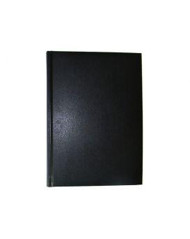 Ежедневник недатированный А5, 176 л., 142 х 203 мм «Miradur» черный.
