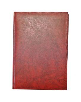 Ежедневник датированный А5, 168 л., 142 х 203 мм «Miradur» красной.