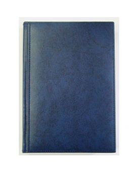 Ежедневник датированный А5, 168 л., 142 х 203 мм «Miradur» синий.