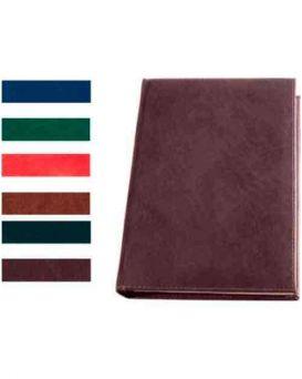 Алфавитная книга с регистром 112 л., «Sarif» цвет бордо.