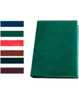 Алфавитная книга с регистром 112 л., «Sarif» цвет зеленый.